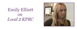 Emily Elliot on Local 2 KPRC